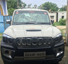 New model scorpio on hire near patna airport