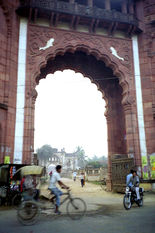 darbhanga fort main gate entry.jpg