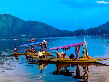 Patna to Kashmir 5 Days 4 Nights Tour Package