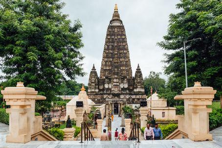 Mahabodhi Temple of Bodhgaya, Bihar | Bodhgaya Tourism