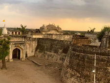 Fort in Darbhanga