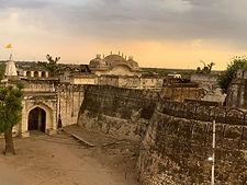 Fort in Darbhanga