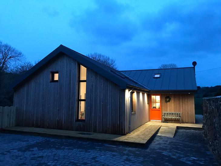 New House in Feock