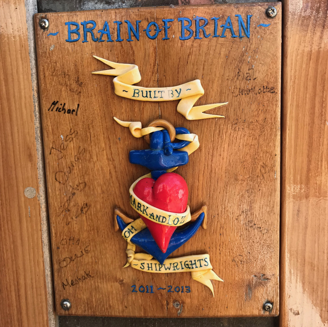 'Brain of Brian'
