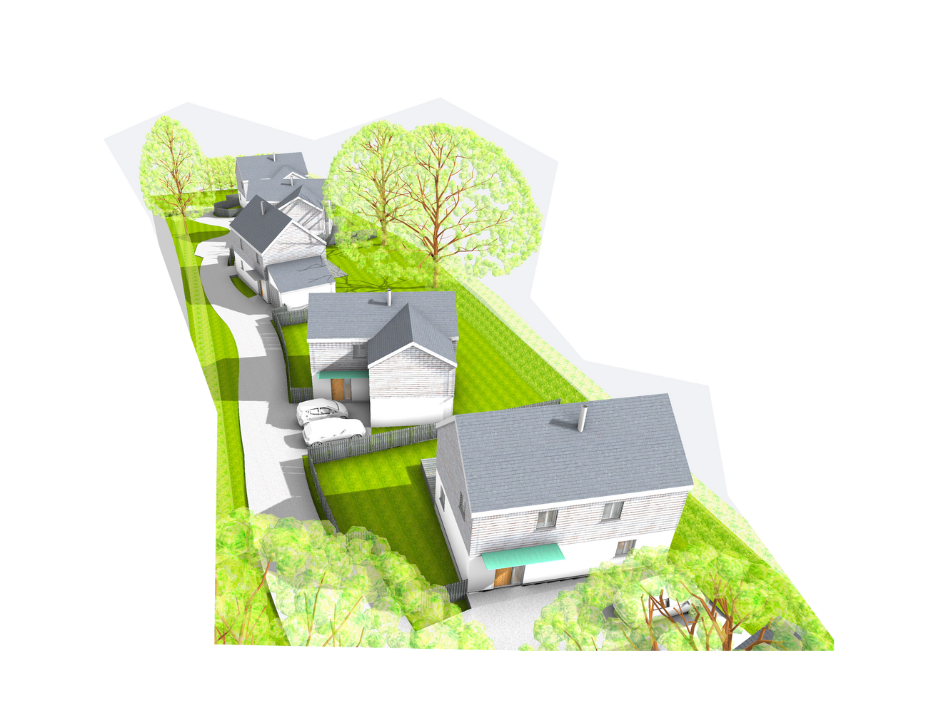 Housing Project in Falmouth