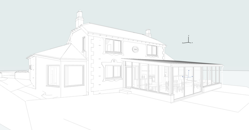 House Extension on the North Coast