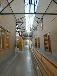 View of internal corridor