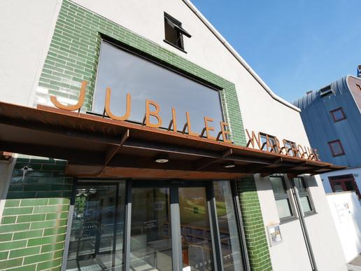 Jubilee Warehouse exterior