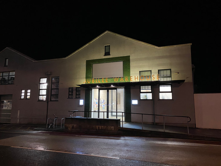 Architect & Technical Designer of the Jubilee Warehouse in Penryn