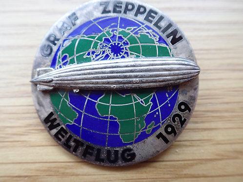 GRAF ZEPPELIN WELTFLUG 1929