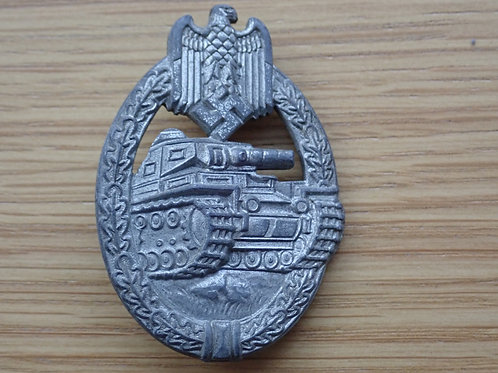 Army/Waffen-SS Tank Badge