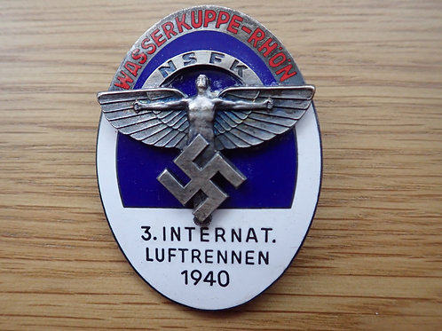 N.S.K.K 2nd INTERNATION AIR RACE 1940