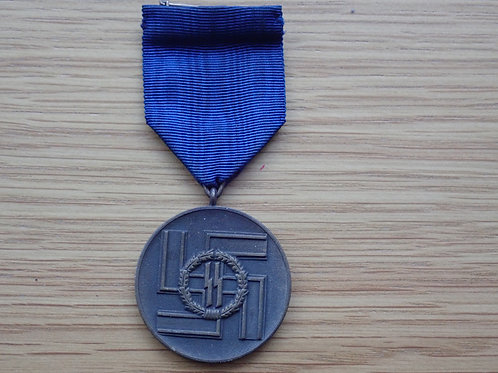 8 year S.S Medal