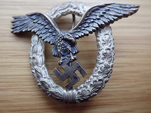 Luftwaffe pilots award