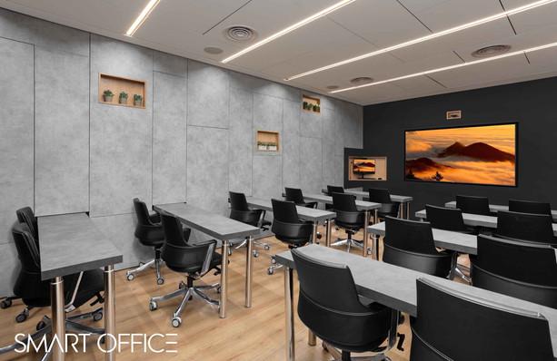 חדר הרצאות