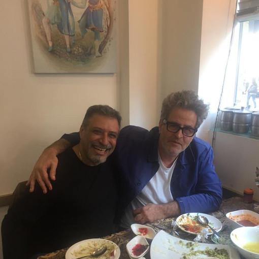 השף אייל שני במסעדה