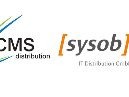 CMS Distribution Ltd Announces Acquisition ofsysob IT-Distribution GmbH & Co.KG