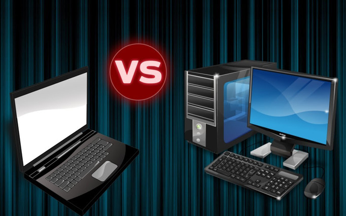 Laptop Vs Desktop: The Showdown!