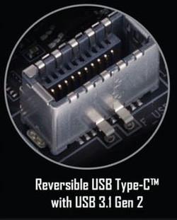 reversable usb 3.1 gen2
