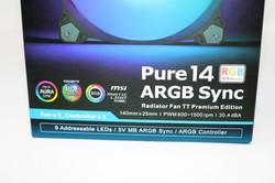 Thermaltake Pure 14 ARGB Sync 3