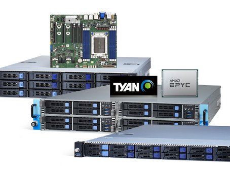 TYAN Unleashes New Cloud and Storage Servers at SC20