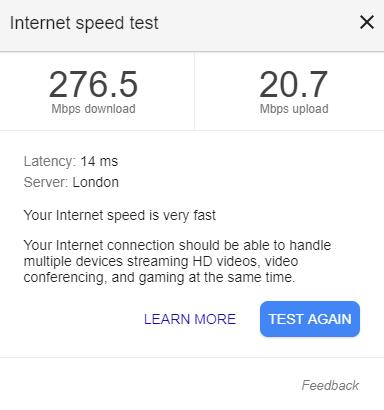 VPN off