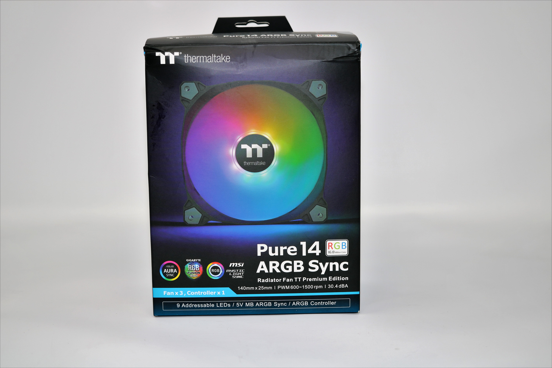 Thermaltake Pure 14 ARGB Sync 1