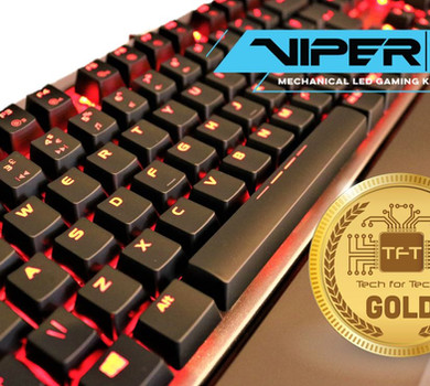 Viper V730 gaming keyboard review