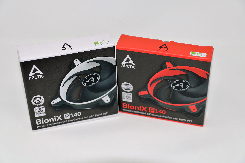 bionix p140 red white 5