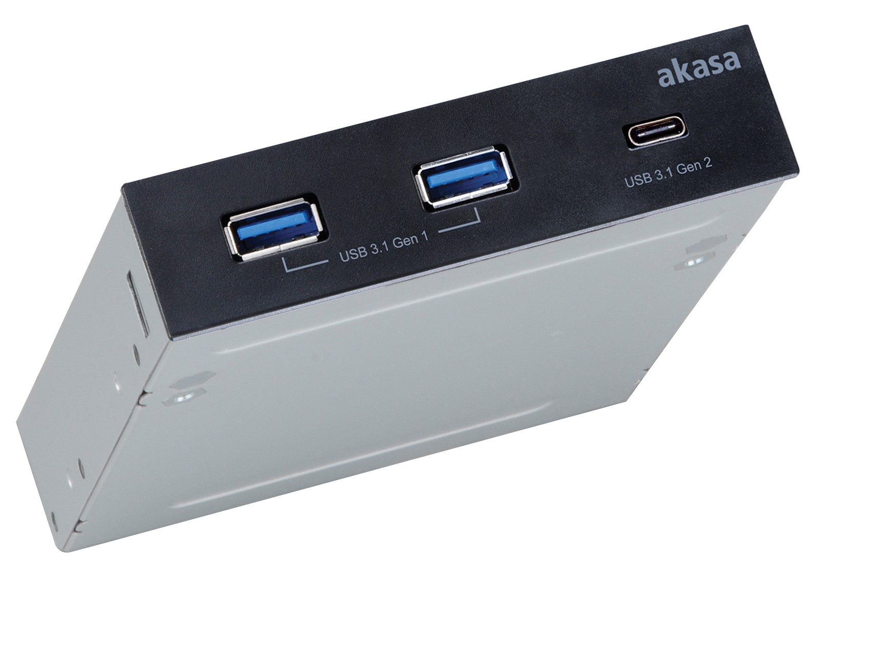 front pannel usb 3.1 and gen2