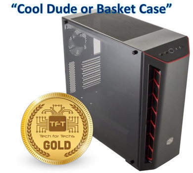 MB510L coolermaster case Review