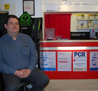 Philip Griffiths at award winning Chips Computers