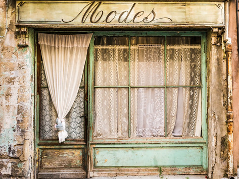 Ways to make your Shop Frontage look fab!