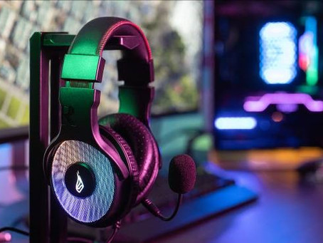 SUREFIRE HEADSETS FOR TRUE GAMERS