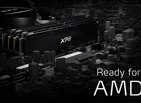 XPG Launches GAMMIX D20 DDR4 Memory Module