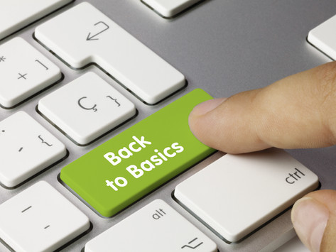 Back To Basics: Keeping Business Simple