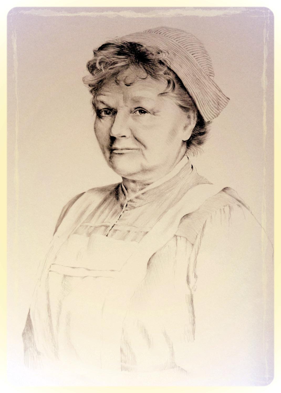 Mrs Patmore Study