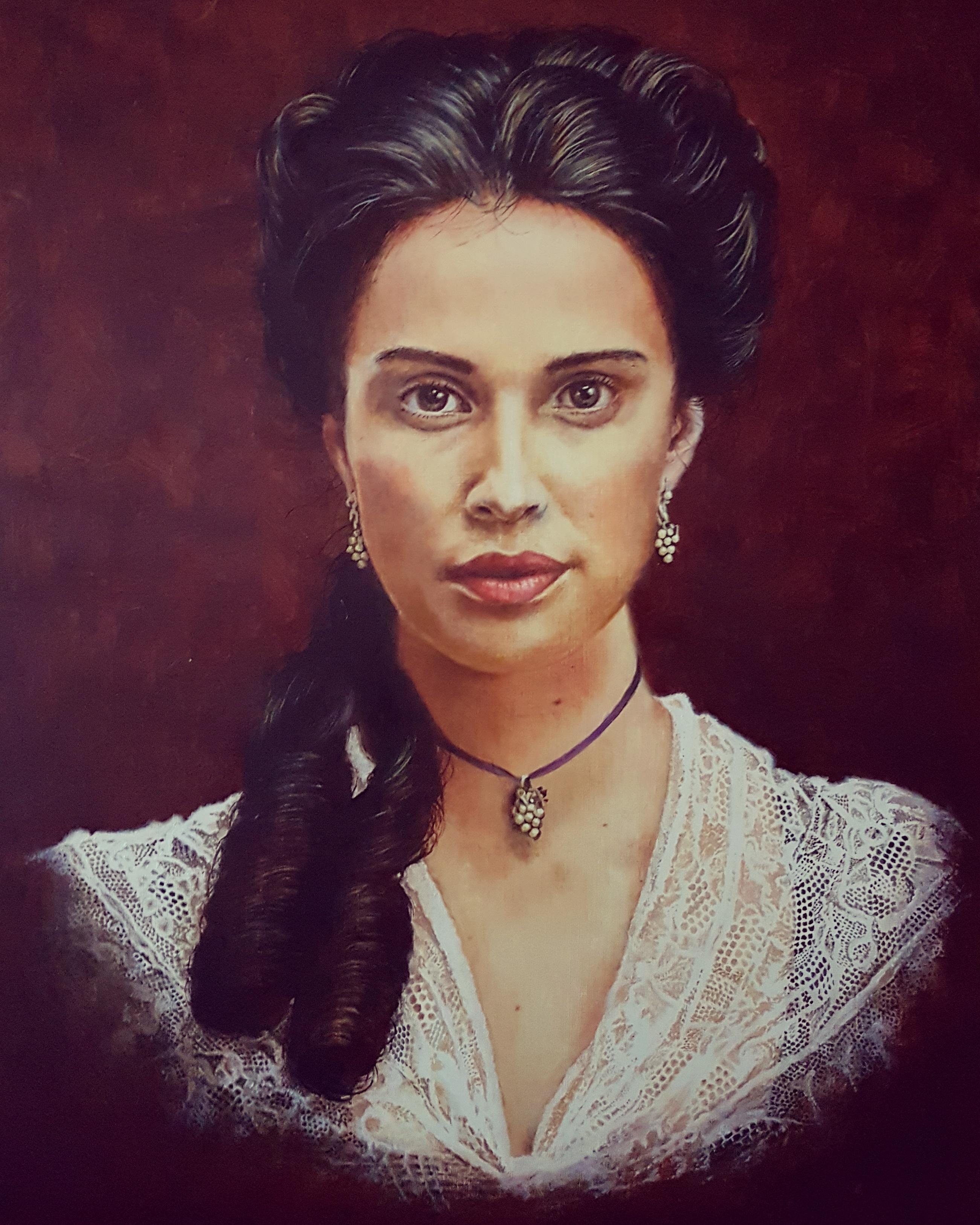 Heida Reed