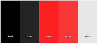 Farben Palette Styleguide Kartland Sinn