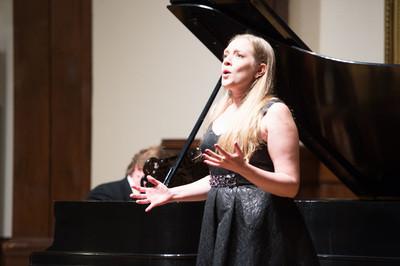 Elizabeth Novella in Concert