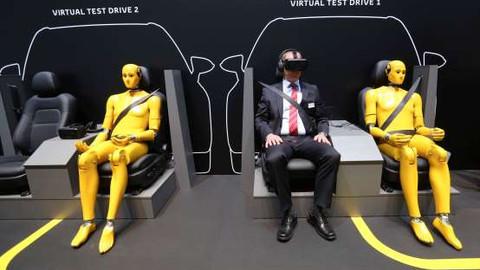 TEST DRIVE VIRTUAL