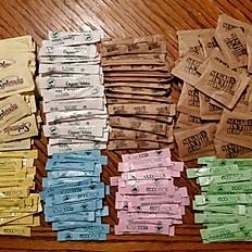 Sweetener packs (2)