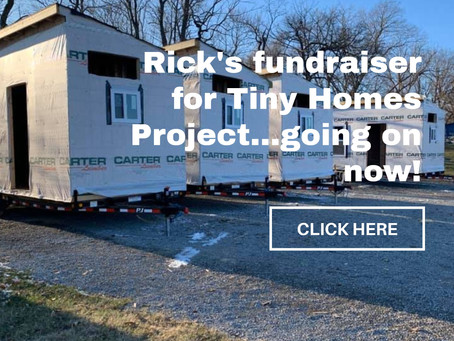 Rick's Fundraiser On Now!  Let's Go!