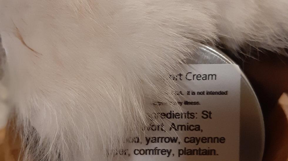 Hemorrhoid cream
