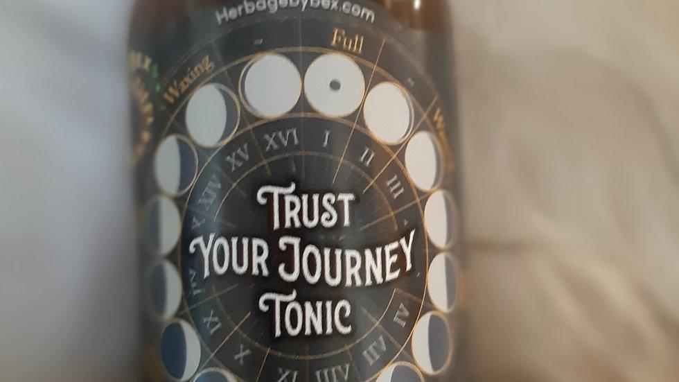 Trust your Journey tonic