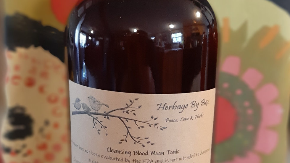 Cleansing Blood Moon Tonic