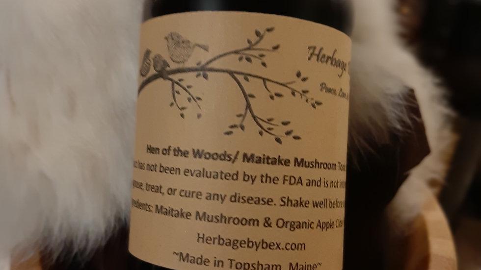 Hen of the Woods/ Maitake Mushroom Extract 4oz