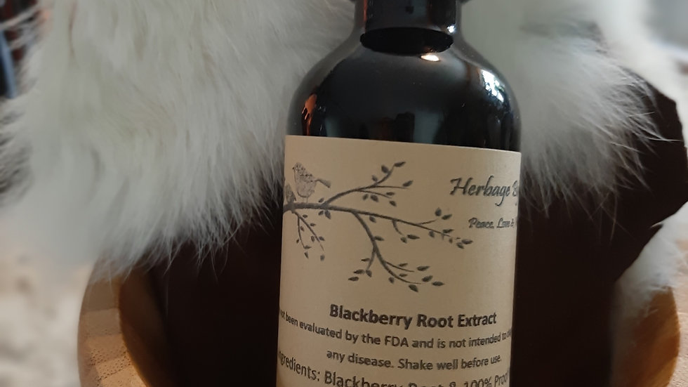 BlackBerry Root Extract