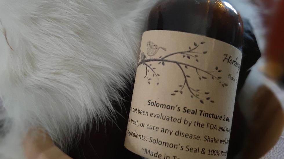 Solomon seal extract