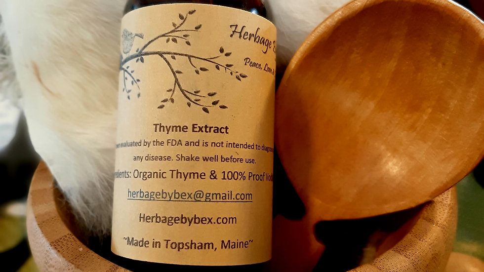 Thyme Extract